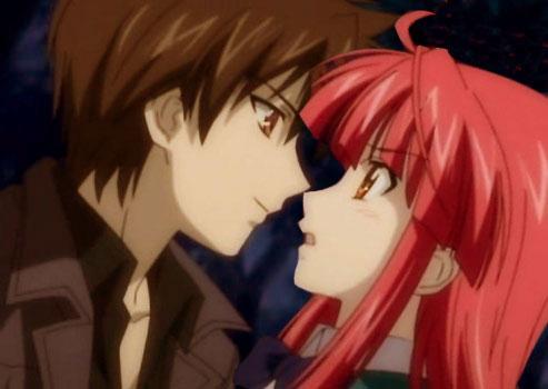 kaze no stigma kazuma and ayano relationship with god
