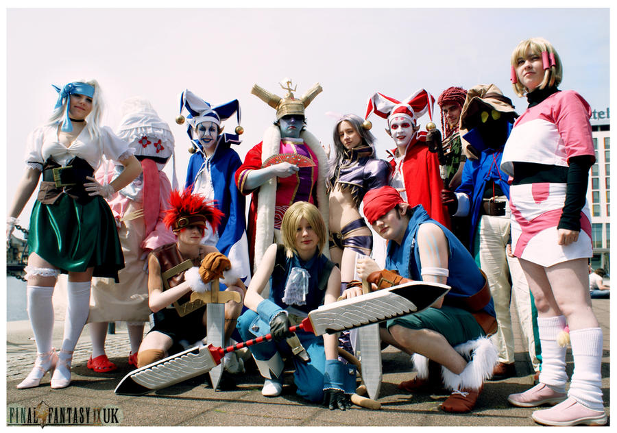 Final Fantasy IX-UK by Emi-zone