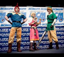 The Legend of Zelda | Skyward Sword by Emi-zone