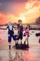 Kingdom Hearts: Destiny Trio