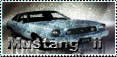 Mustang II Stamp by TranssexualJesus