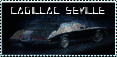 1983 Cadillac Seville  Stamp by TranssexualJesus