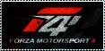 Forza Motorsports 4 stamp by TranssexualJesus