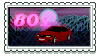 80s stamp for Moozy by DuallyHips
