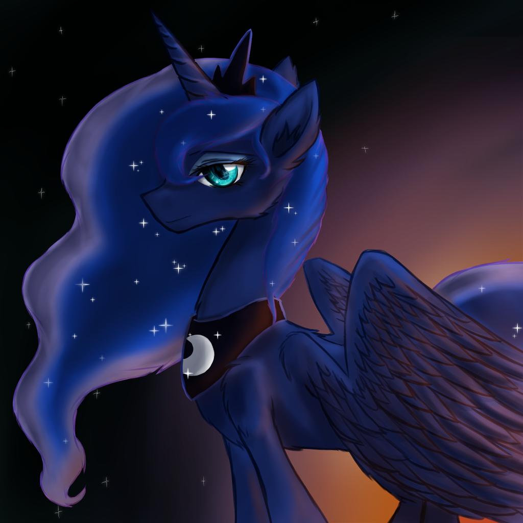 MLP - Luna by CindryTuna