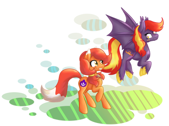 Comm: Freckle Fire + Bright Bolide
