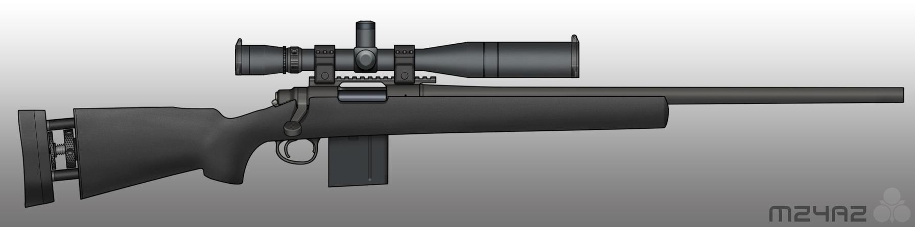 M24A2 by pabumus