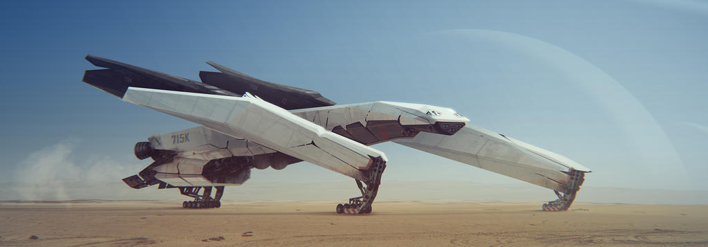 Space Shuttle by ivangraphics