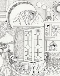 Cellar Door 2 by peggymintun