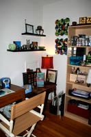 New Studio 4 by peggymintun
