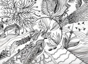 Alien Plants and Creatures