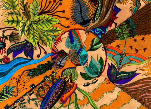 Alien Plants and Creatures 2