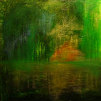 An Accusation of Mangroves by peggymintun