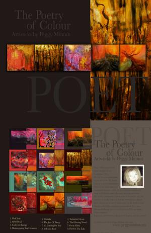 The Poetry of Colour Calendar