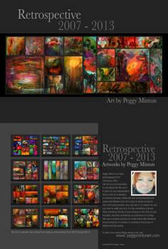 Retrospective 2007 - 2013