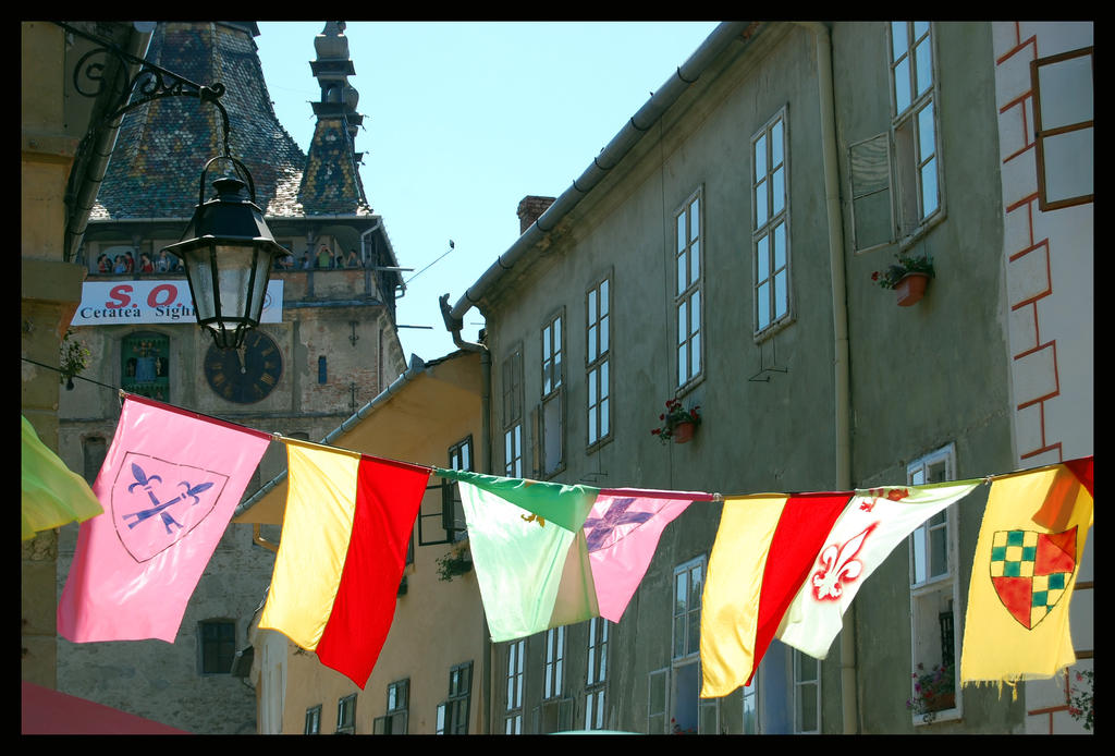 Sighisoara by Sotomania