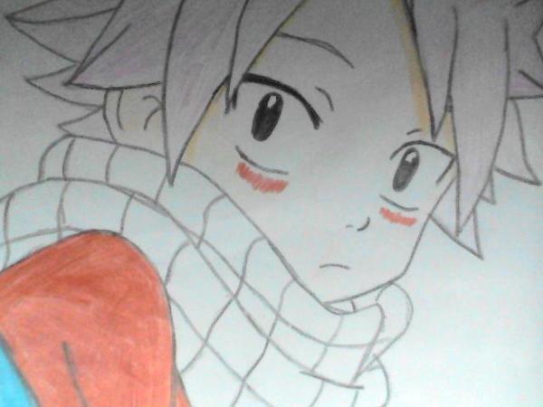 Kid Natsu by narutoandgaaralover1