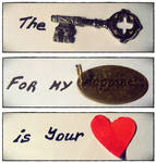 The key is the love