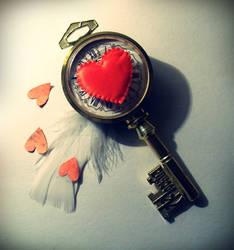Angels key by Lexxen