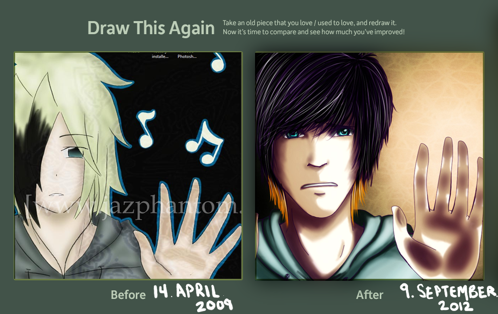 Draw Again: Just A Sound by jazphantom