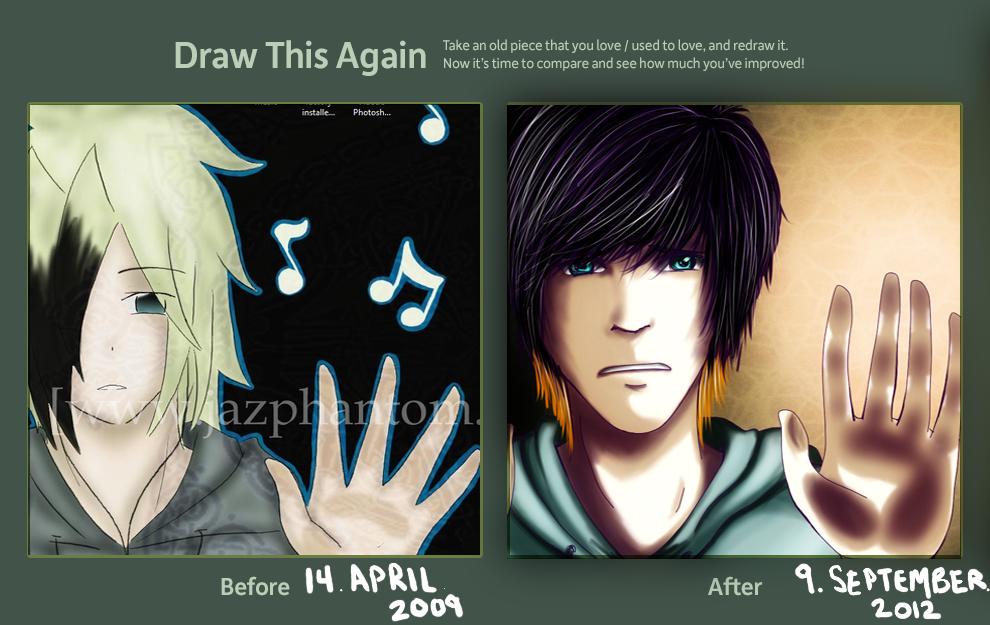 Draw Again: Just A Sound by jazphantom