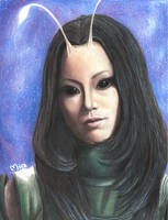 Mantis by MayTheForceBeWithYou