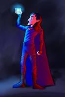 Tesseract by MayTheForceBeWithYou