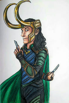 Loki UwU