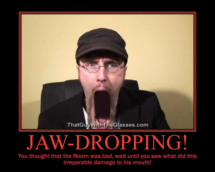 jaw_drop__nostalgia_critic_by_comptech224 d37dtv9 jaw drop, nostalgia critic by comptech224 on deviantart