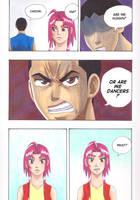 Character Interaction by BlueStormGeo