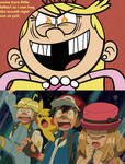 Lola Loud wants Clemont, Ash and Serena