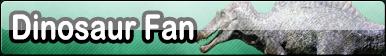 Dinosaur Fan Button
