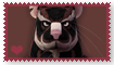 Master Splinter Fan Stamp by Wildcat1999