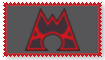 Team Magma Fan Stamp by Wildcat1999