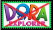Anti Dora the Explorer Stamp