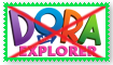 Anti Dora the Explorer Stamp by Wildcat1999
