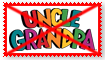 Anti Uncle Grandpa stamp by Wildcat1999