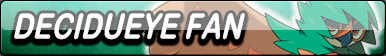 Decidueye Fan Button