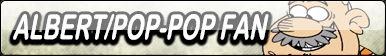 Albert/Pop-Pop Fan Button