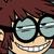 Perverted Lisa Loud Emoticon
