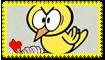 Walt the Bird Fan Stamp by Wildcat1999