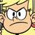 Leni Loud Mad Emoticon