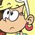 Leni Loud Confused Emoticon