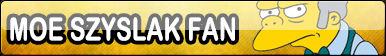 Moe Szyslak Fan Button
