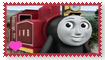 Rosie Fan Stamp by Wildcat1999