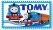 Tomy Thomas Fan Stamp by Wildcat1999