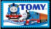 Tomy Thomas Fan Stamp by Wildcat1999