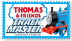 Trackmaster 2 Fan Stamp by Wildcat1999