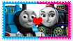 Thomas X Ashima Fan Stamp by Wildcat1999