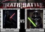 Death Battle Darth Vader VS Dark Helmet
